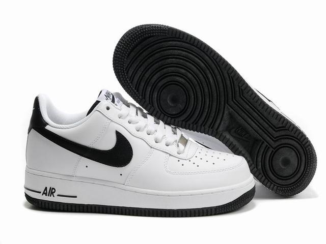 nike air force noir et blanche cheap buy online